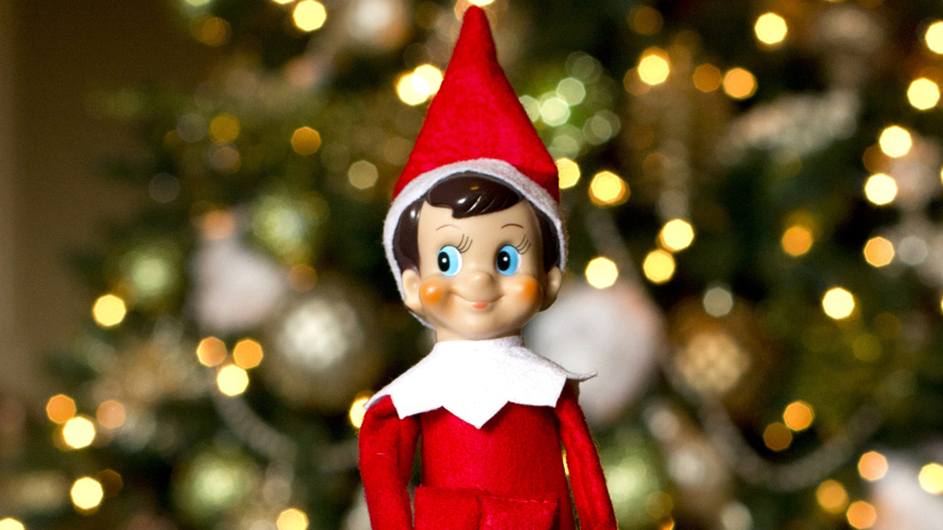 Elf of the shelf on pictures